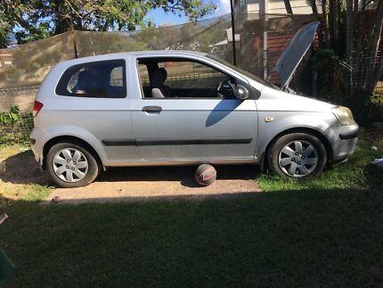 Hyundai Getz 03 Kirwan Townsville Surrounds Preview