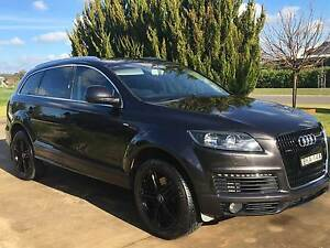 2008 Audi Q7 Wagon Moama Murray Area Preview