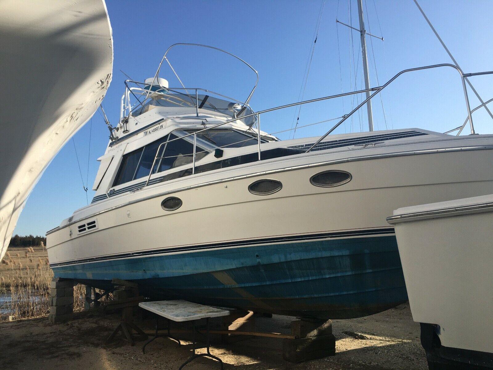 1987 Bayliner Pisces 34' Cabin Cruiser - New Jersey