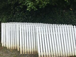 Wooden picket fencing Tamborine Mountain Ipswich South Preview