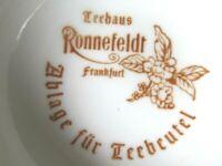CAROLINE RONNEFELDT*Koch*Küche*Maitre de Cuisine*10er Set Kochbuch-Lesezeichen