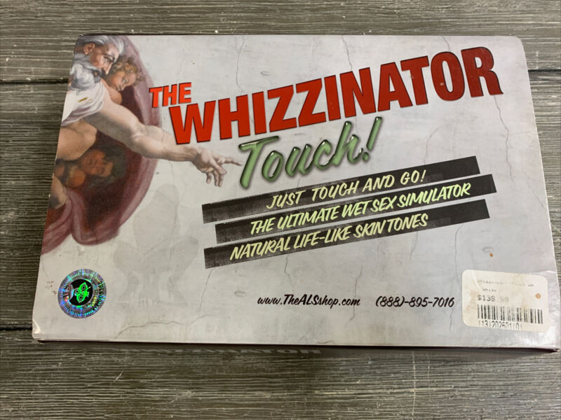 Whizzinator Touch