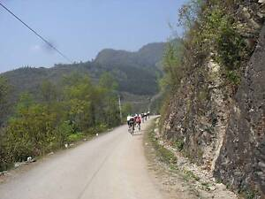 22 Day Bicycle Tour in Western China Parkwood Canning Area Preview