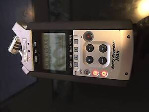 Zoom H4n audio recorder - CHEAP! Newtown Inner Sydney Preview