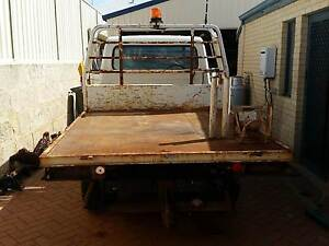Toyota Landcruiser Tray- Heavy Duty Yanchep Wanneroo Area Preview