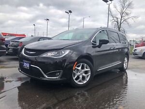 2018 Chrysler Pacifica TOURING L**PLUS**LEATHER**DVD**PANORAMIC