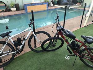 2x80cc bicycle s