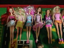 BARBIE DOLLS BRATS KEN GOTH COLTHS ACCESSORIES Porsche Car White Gum Valley Fremantle Area Preview
