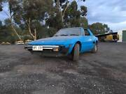 1981 Fiat X1/9 Coupe Manual W/ Rego Stepney Norwood Area Preview