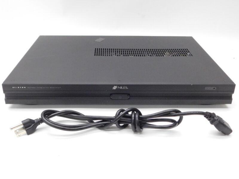 NILES Audio SI-2100 100W 2 Channel Bridgeable Digital Power Amp