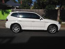 2008 BMW X3 Wagon Mitcham Whitehorse Area Preview
