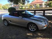 M.G SOFT TOP 1997 MGF Coupe Gatton Lockyer Valley Preview
