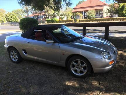 M.G SOFT TOP 1997 MGF Coupe