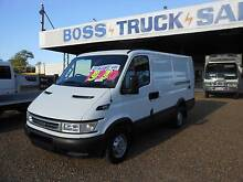 2006 Iveco Daily Refrigerated Van Rocklea Brisbane South West Preview