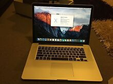 """Macbook PRO 15.4"""" Retina 2013 256GB SSD, 8GB RAM , Free Mouse Fortitude Valley Brisbane North East Preview"""