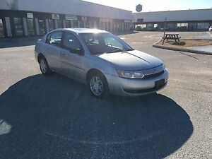 2004 Saturn ion 2 SAFETIED