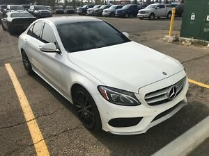 2015 C400 AMG Appearance package