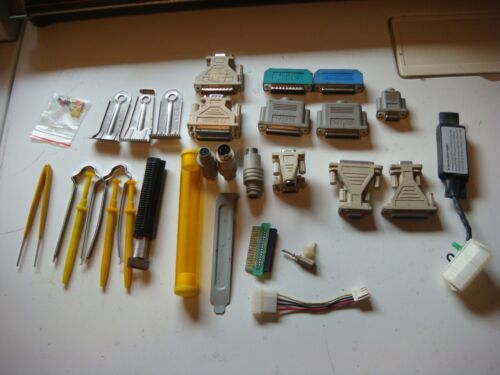 Classic testing tools used to Diagnose and install Computer parts Z11