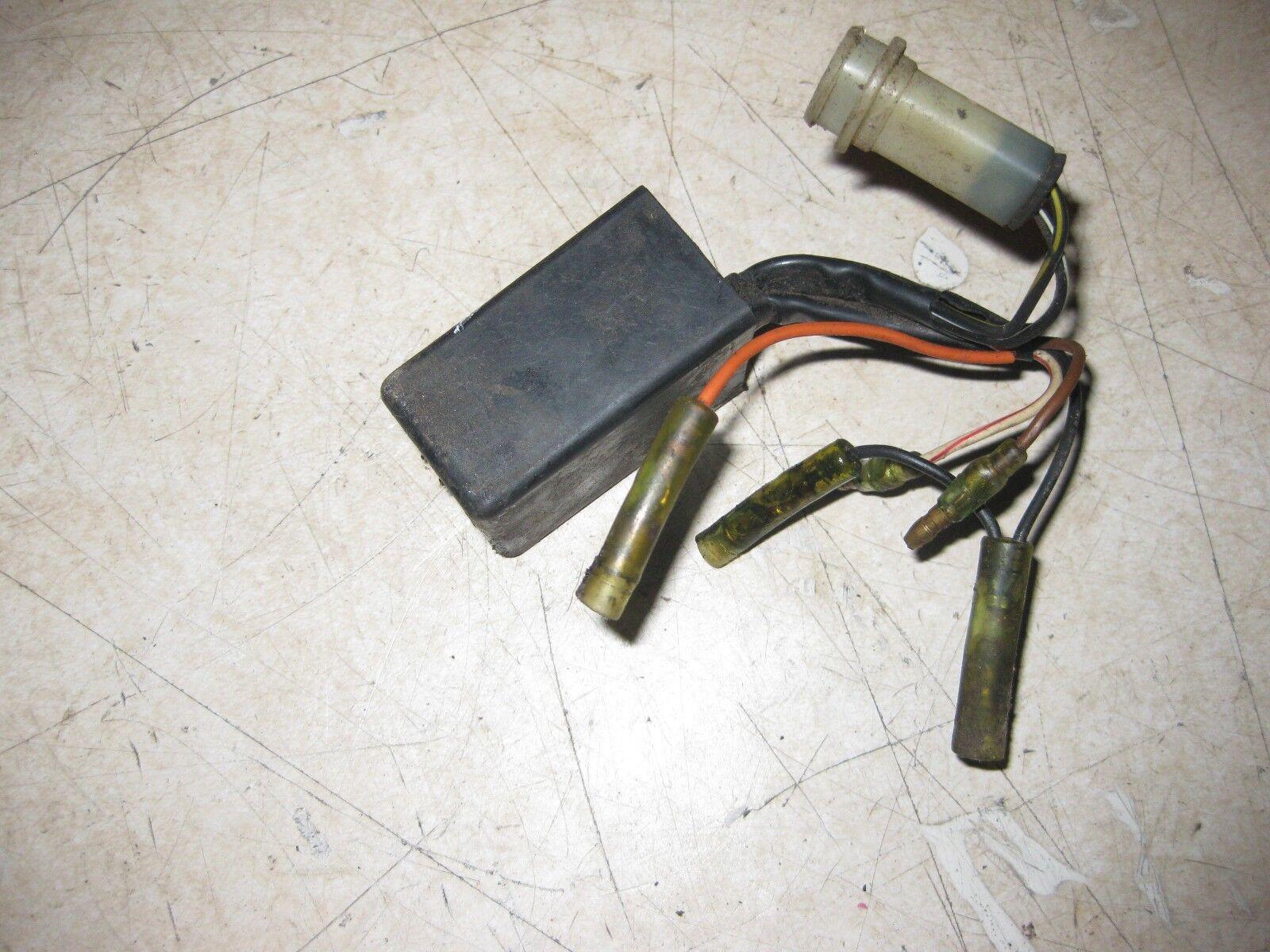 91 92 90 89 88 87 86 85 84 YAMAHA PHAZER pz485 CDI 480 box unit ignition igniter