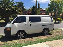 Toyota hiace van Mill Park Whittlesea Area Preview