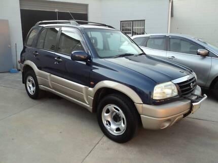 2002 Suzuki Grand Vitara 4x4 Wagon.. Yamba Clarence Valley Preview