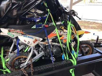 125 Pit Bike Thumpster