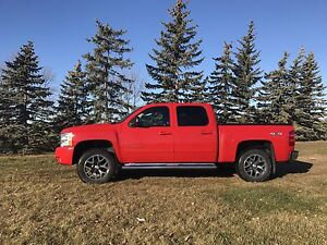 2011 Silverado LTZ 4x4 ,  excellent condition, private sale