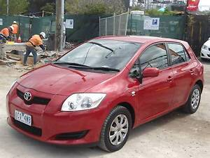 2007 Toyota Corolla Wagon Footscray Maribyrnong Area Preview