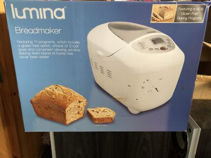 Wanted: Bread maker