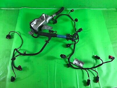 FORD TRANSIT CONNECT ENGINE WIRING LOOM HARNESS 1.8 TDCI 7T1T9H589BC 2009-2013
