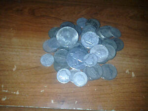 US Junk Silver Coins 10 POUND LB 160 Oz.PRE-1965 Hyper Inflation Coming