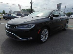 2016 Chrysler 200 Limited*CAMÉRA*BANCS CHAUFF*MAGS 18*UCONNECT 8