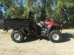 Elstar Ag Boss 250cc ATV farm quad bikes 2018 clearance 1 only