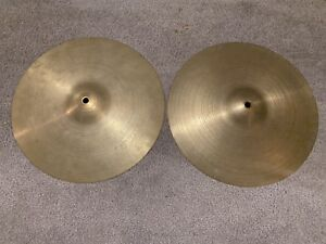 Zildjan New Beats Rare Vintage Hi-hats