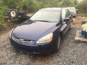 Honda Accord works perfect good condition and inspected