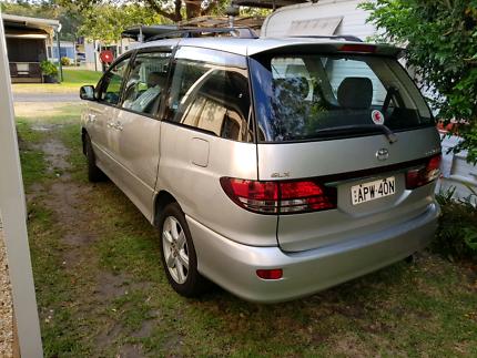 2003 Toyota Tarago 8 seater