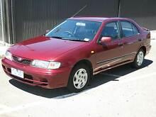 1999 Nissan Pulsar, Auto, AirBags, AC, Reliable Bakery Hill Ballarat City Preview