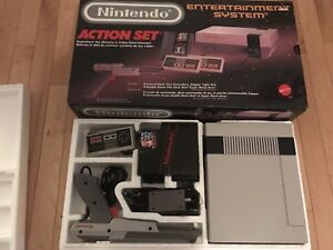 Original NES Nintendo with Box