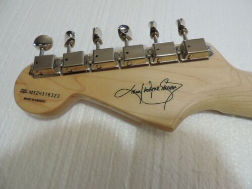 FENDER STRATOCASTER NECK KENNY WAYNE SHEPERD ARTIST SIGNATURE SERIES WITH TUNERS