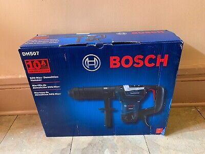 Bosch Dh507 Sds-max 120v Demolition Hammer