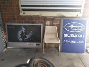 Subaru collectable signage Thebarton West Torrens Area Preview