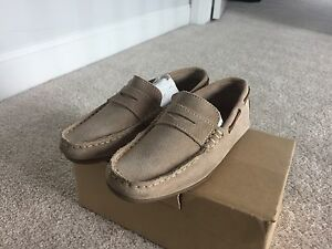 New / never worn kids/  Boy shoes size 13