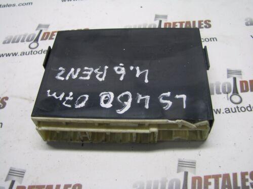 Lexus LS460 4.6  MULTIPLEX NETWORK CONTROL MODULE 89219-50051 used 2007