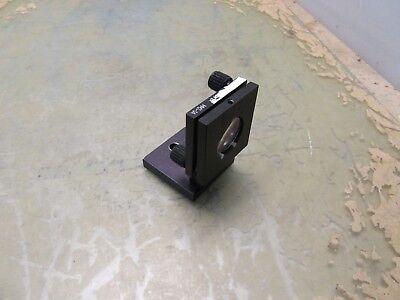 Newport Mm2-1a Optics Positioner W Lens Right Angle 2e-8.5