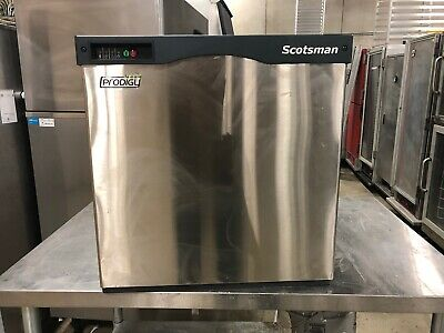 Scotsman N0622w Prodigy Plus Nugget Ice Maker Used 3 Years 715 Lb Capacity