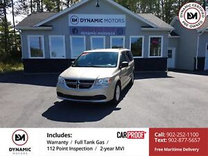 2015 Dodge Grand Caravan SE/SXT Stow 'n' Go! OWN FOR $141 B/W...