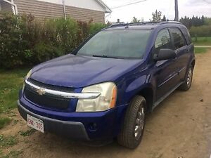 2005 Equinox Want Gone Monday