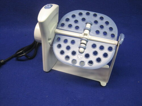 VWR Tube Rotator Rotisserie Mixer 13916-822 smooth & quiet - one paddle