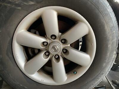 "2008-2015 NISSAN TITAN Wheel Rim 18"" 18x8, Alloy, 6 Spokes, silver painted, OEM"
