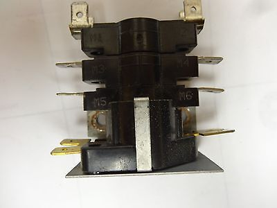 """Rheem Sequencing Relay 42-23116-07-01; 24V----""""USED"""""""